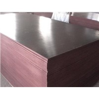 dark brown film faced plywood
