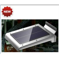 Solar wall Light with Motion Sensor