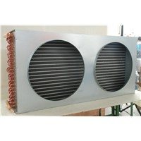 Aluminum Fin and Copper Tube High Quality Air cooled evaporators coil and condenser