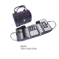Portable bag design jewelry box (B0035)