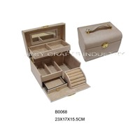 Elegant Jewelry Box(B0068)