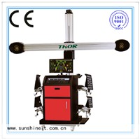 Best price 3D wheel alignment equipment,computer 3D wheel alignment