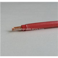 Electrical AWG Wire with pvc insulation