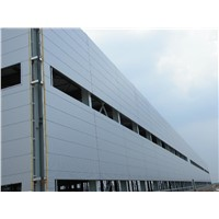 Heat insulation pu sandwich panel wall panel/roof panel/Steel Sandwich Panel