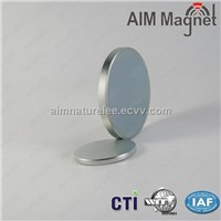 High Quality Disc Strong Zinc Permanent Magnet