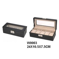 Plastic watch box(W003)