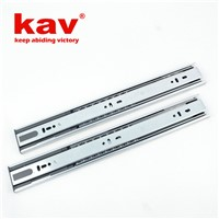 kav 45mm soft close drawer slides[full extension ball bearing drawer slides]