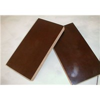 120g/m2 brown film faced shutter plywood