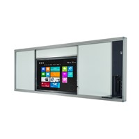 8300 LCD Series Learning system with all-in-one pc and LCD Touch Screen