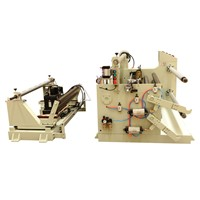 Adhesive Foam Tape And Film Foil Blister Laminating Slitting Rewinding Machine