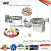 Central Filled Soft Candy Machine (K8019007)