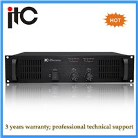 Digital concerts professional power amplifier sound standard