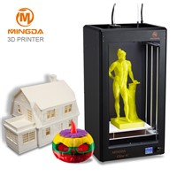 Newest high precision 3d large printer, direct factory 3d printer filament