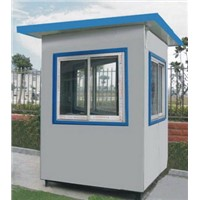 RX Portable guard house/sentry box/security box