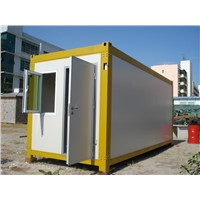 RX low cost prefabricated container house
