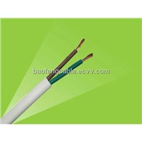 flexible copper core 0.75mm2 electrical wire
