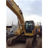 Used Komatsu Crawler Excavator PC200-7 Japan Model
