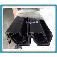 PVC Rain Gutter & Downspouts Popular Selling