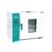 Electrothermic thermostat drying oven