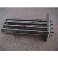 Flanged Tubular Heater Element