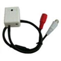 Mini CCTV Microphone For CCTV Cameras