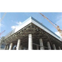 air cooling steel structure