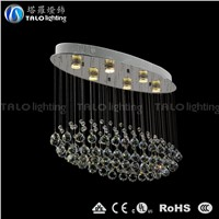 2015 new design factory crystal ceiling lighting LED chandeliers