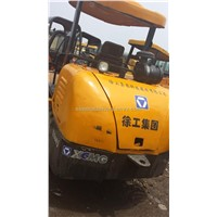 Used XCMG XS60J 6t road roller second hand XCMG XS60J 6t road roller used tire roller for sale