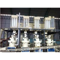 CE Approval Wood Pellet Machine From China