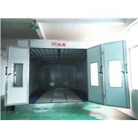 Good Quality CE Certification QX Cheap Car Paint Booth
