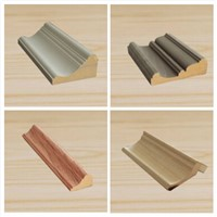 solid wood, MDF-ceiling moulding,  crown moulding, cornice