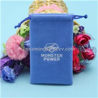 Custom new design recycled printing personalized jewelry bags