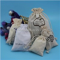 Popular stylish blank natural bag cotton