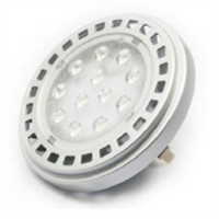 12W AR111 LED 3528 SMD Festoon Dome Car Light Interior Lamp Bulb 110-240V Spotlight
