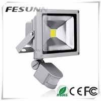 Hotsell 20W led Floodlight with PIR motion sensor