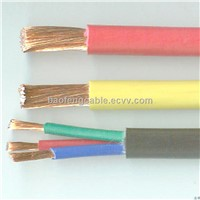PVC Insulated Flexible Wire Cable