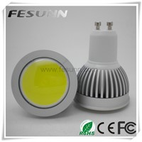 3W Dimmable COB  GU10/E27/B22/MR16 spotlight bulbs