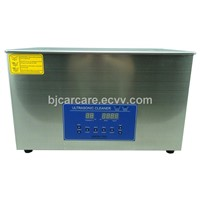 CCR-80AD Intelligent Dual/Degasser Ultrasonic Cleaner