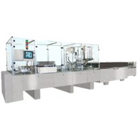 High Speed Suppository filling and Sealing Machine