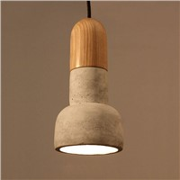 China lighting home/hotel/ restaurant decoration wood pendant lamp