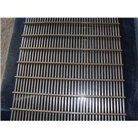 low carbon steel wire Mine Sieving Mesh