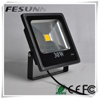 Outdoor Die-casted Aluminum 30W LED Floodlight With Epistar Chip IP66