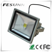 CE RoHS 85-265V 12V waterproof led 30W 50W 70W 100W led floodlight