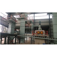 Large Output Fertilizer Granule Making Machine