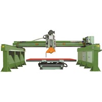 Stone Sawing Machine (Steel Frame Type) CJ/CJC-5CG/A