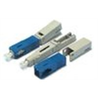 Straight SC/PC fiber optic connector ZT-001