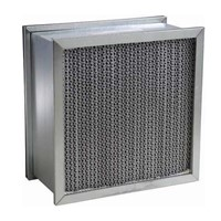 air mover HEPA scrubber filter