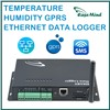 The hot balck Temperature Humidity GPRS Ethernet Data Logger