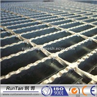 Serrated Flooring Platform walkway steel grating