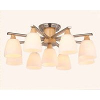 9 cups home decoration LED ceiling light